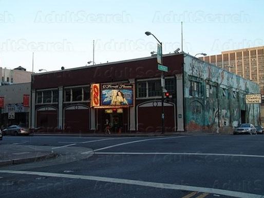 Mums Strip Francisco Club Ofarrell Theatre San Brothers Mitchell