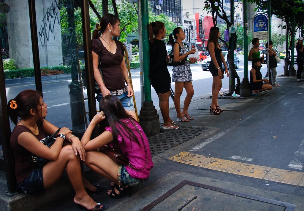In Thailand Brothels Bangkok