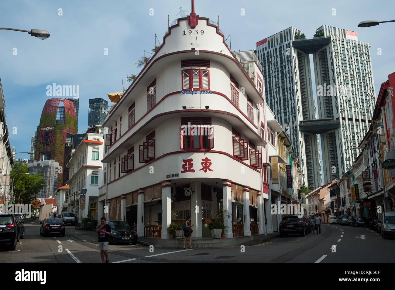 Hotels Republic Love Of Singapore In