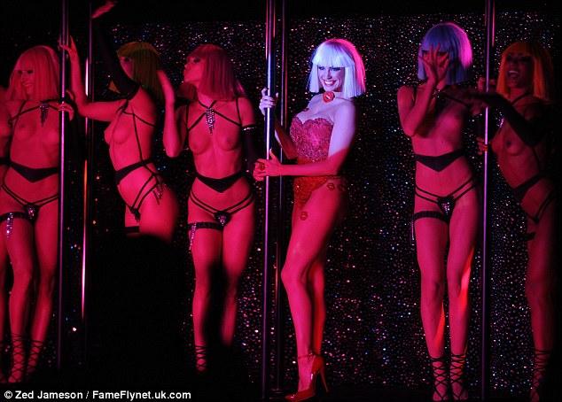 Moulin Rouge 2 Belgrade Strip Club