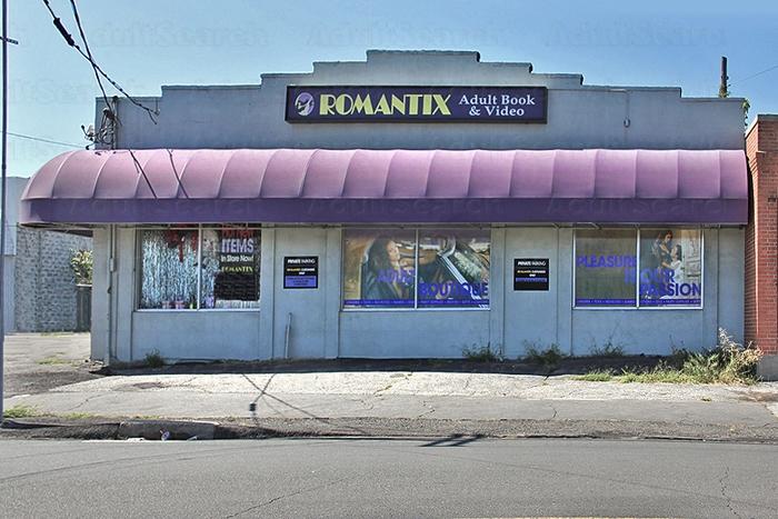 Romantix Bridgeport Sex Shops