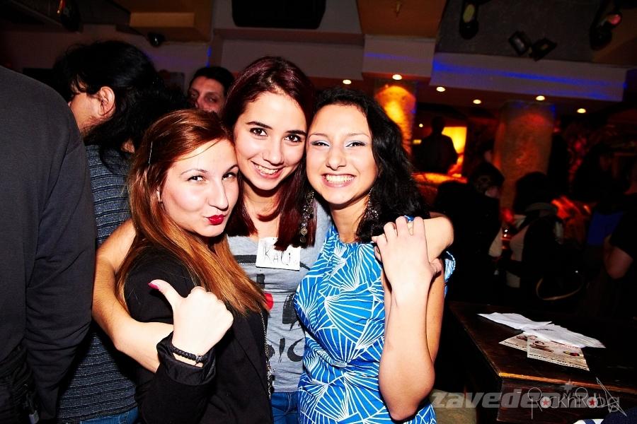 Elegancy In Girls Club In Bulgaria Night Varna