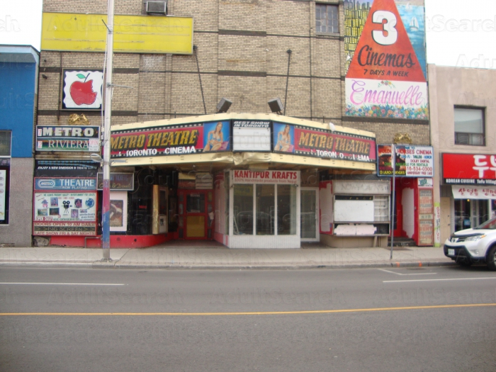 Escort Bloor St Jarvis St Toronto Trans