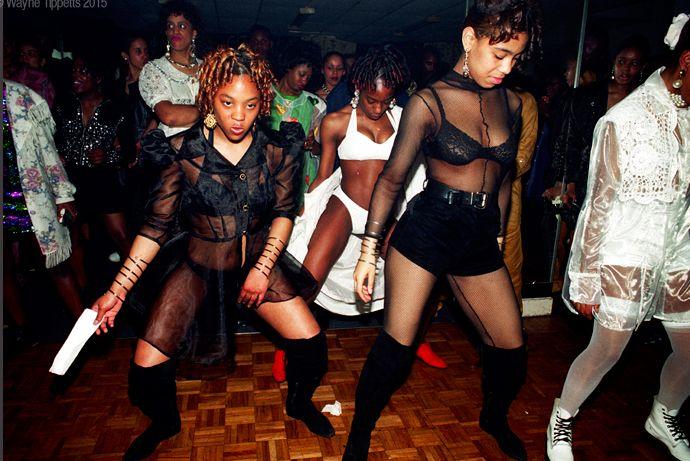 Girls In Night Club In Carson City