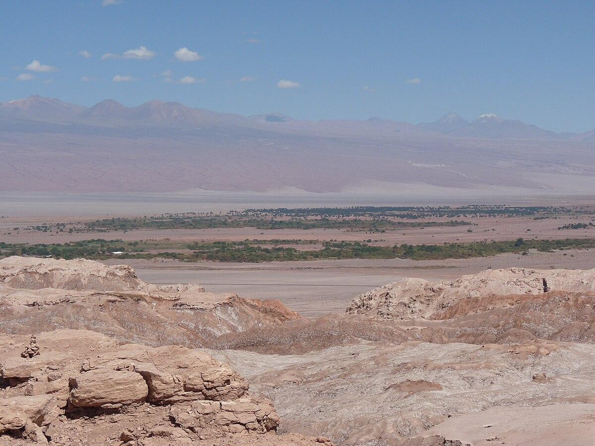 Pedro De Atacama San