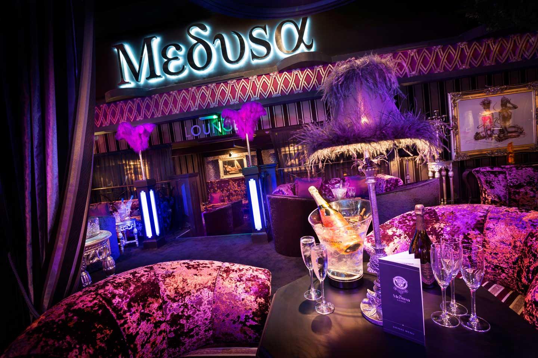 Medusa Gentlemens Club Birmingham Strip