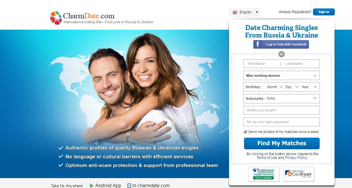 Site Dating Free World