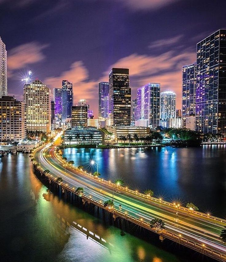 Florida Miami Beautifu Miamibeach