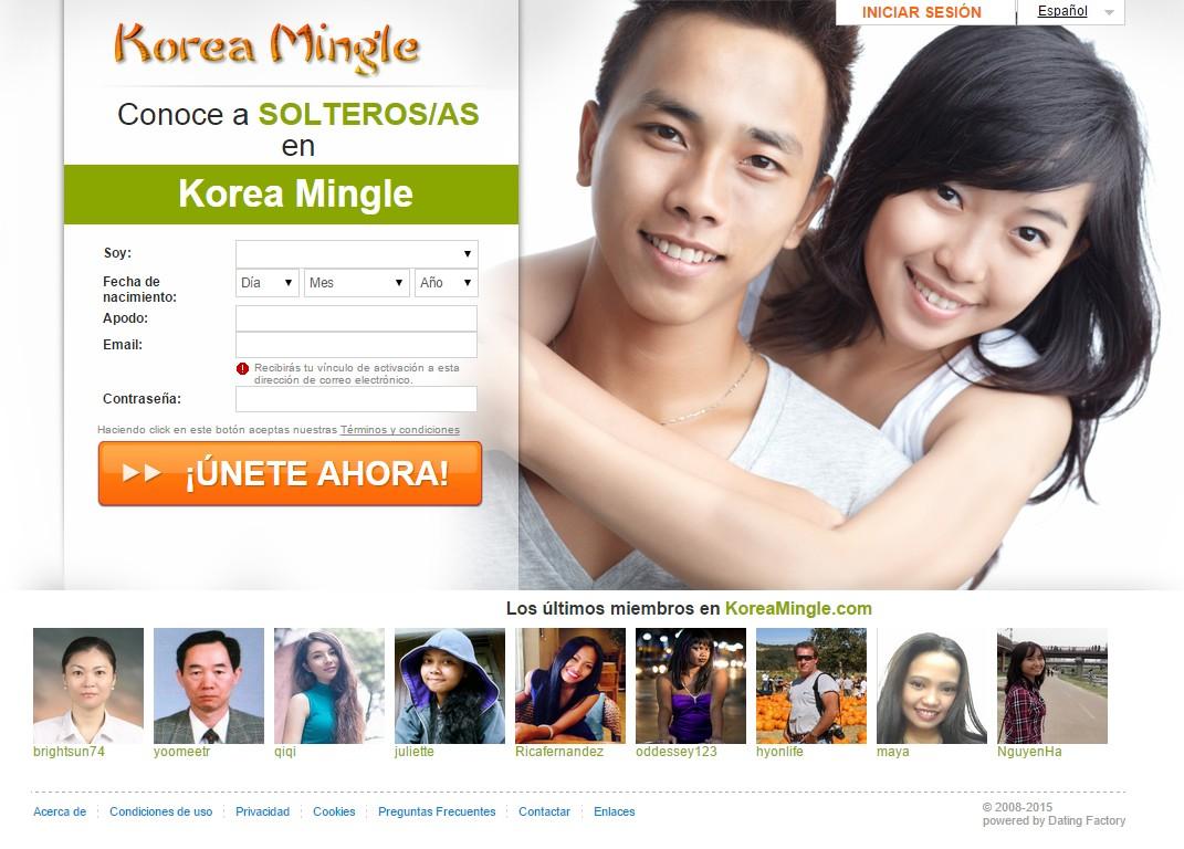 Recent Online Korean Dating Site Free