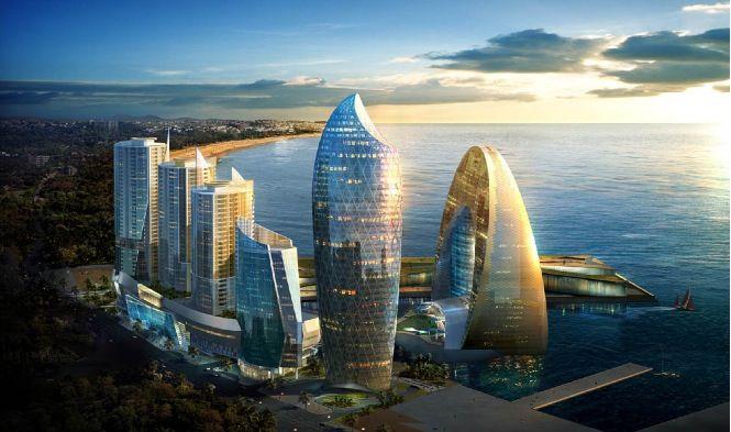 Pecados Hotels Baku Azerbaijan In Love