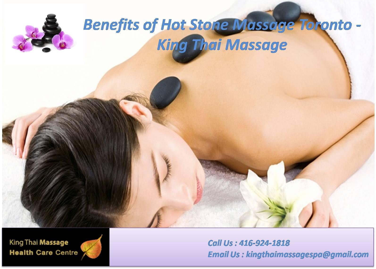 Swedish Thai Massage Toronto