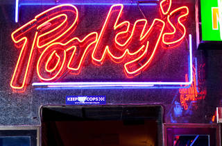 Spot Strip Nite Club Sydney Porkys