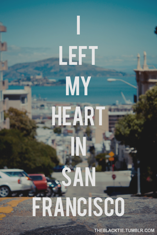 Her San For Francisco Lover