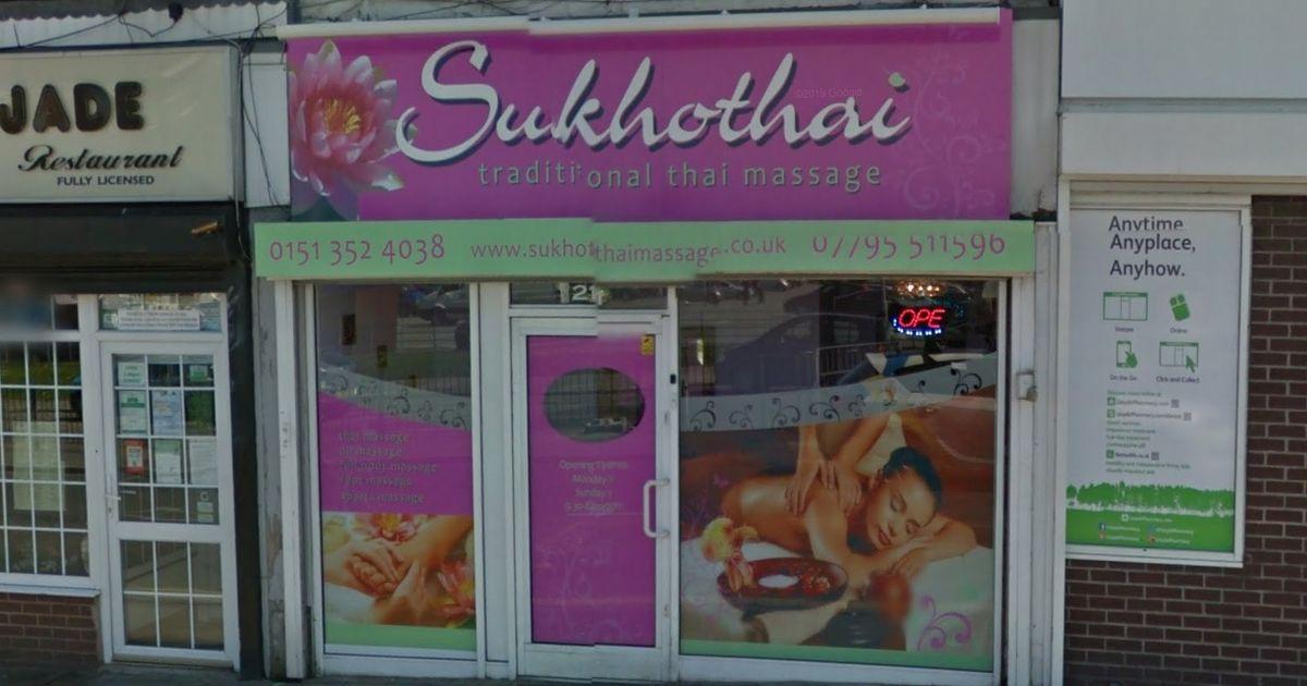 Massage Parlors Thai Liverpool