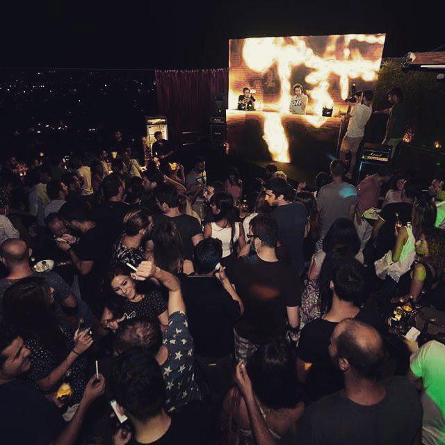 Melts Istanbul Bacardi Night Club