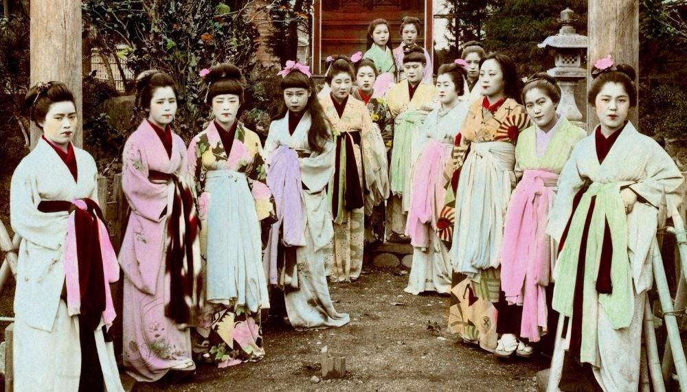 Brothels In Osaka Japan