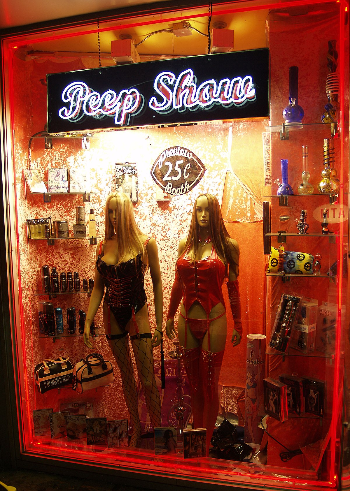 Berlin Sex Shops Erotoys-store