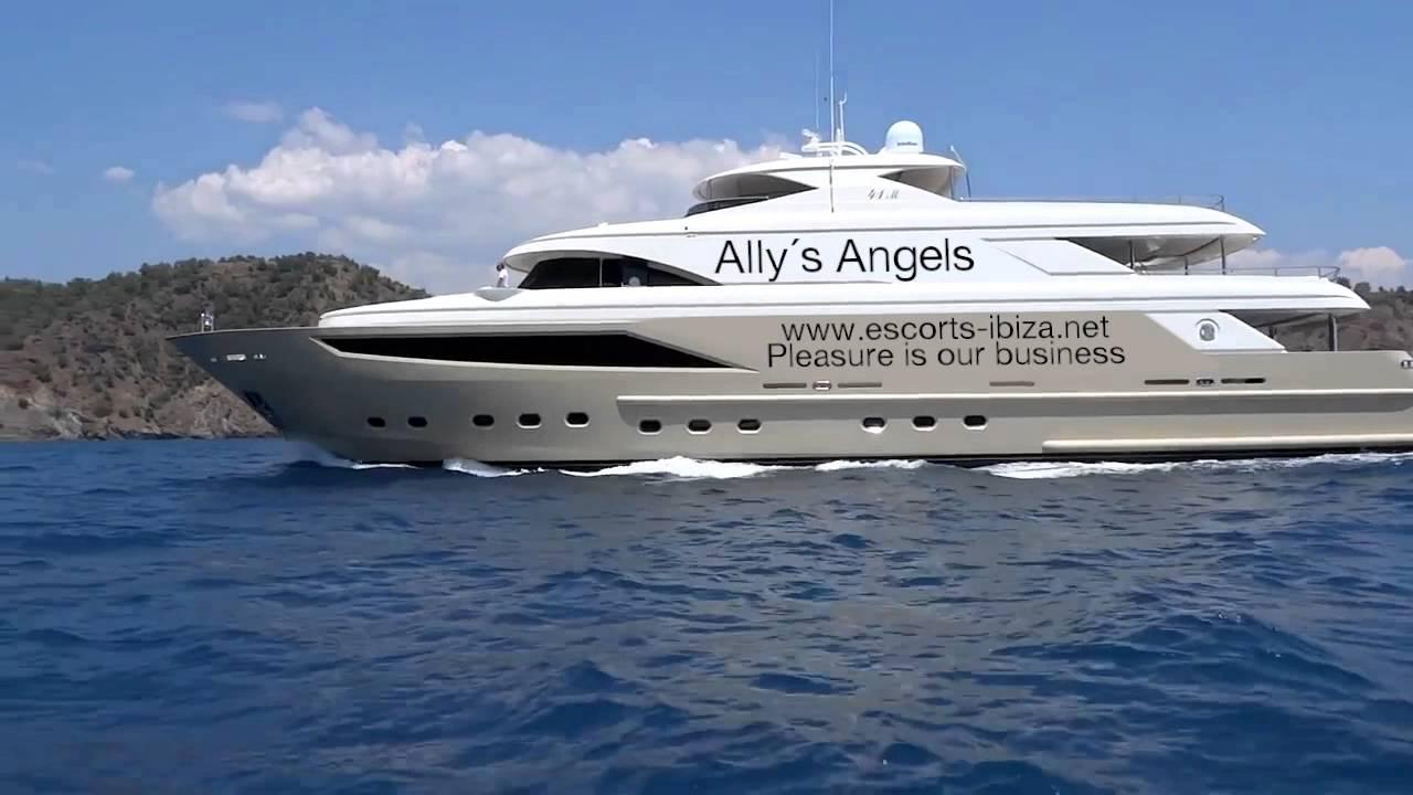 Escort Allys Ibiza Agency Angels