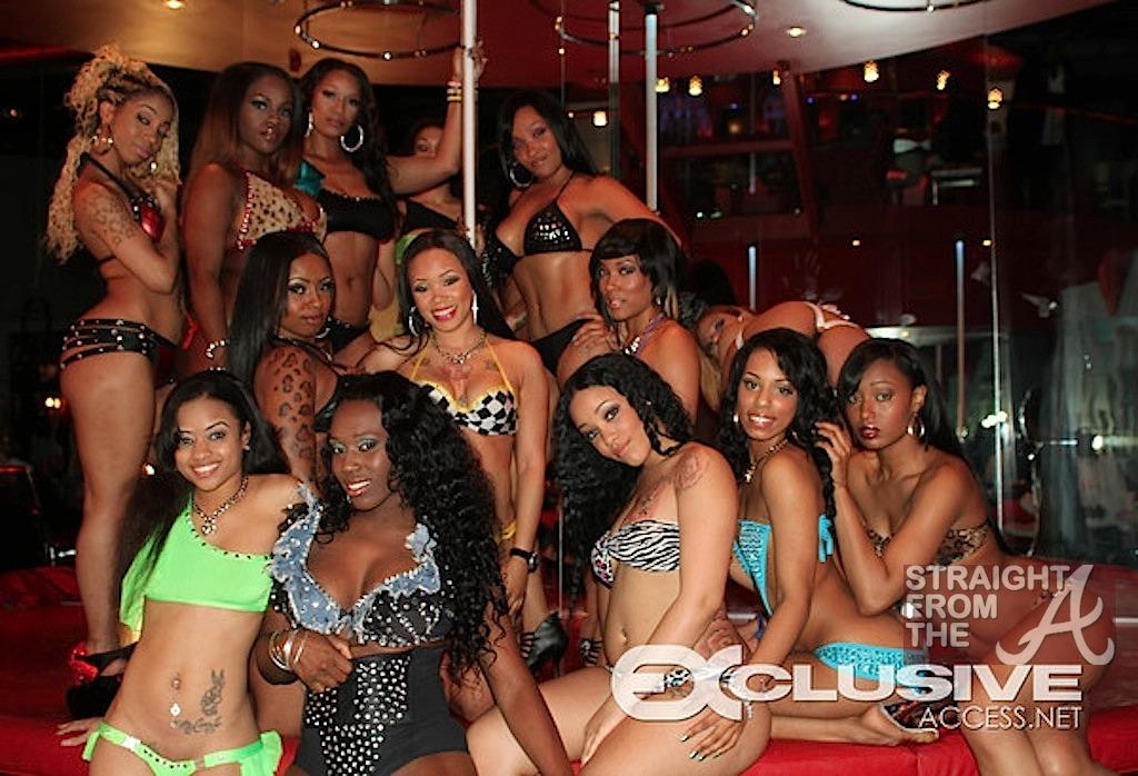 Houston Club Strip International Michaels