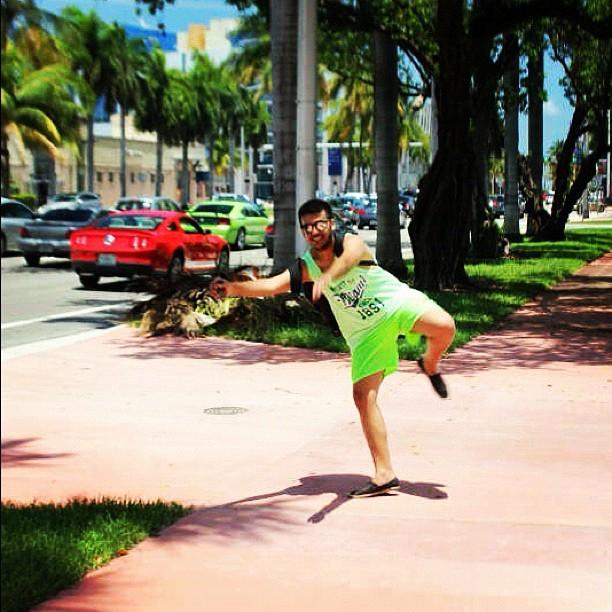 Miamibeach Florida Beautifu Miami