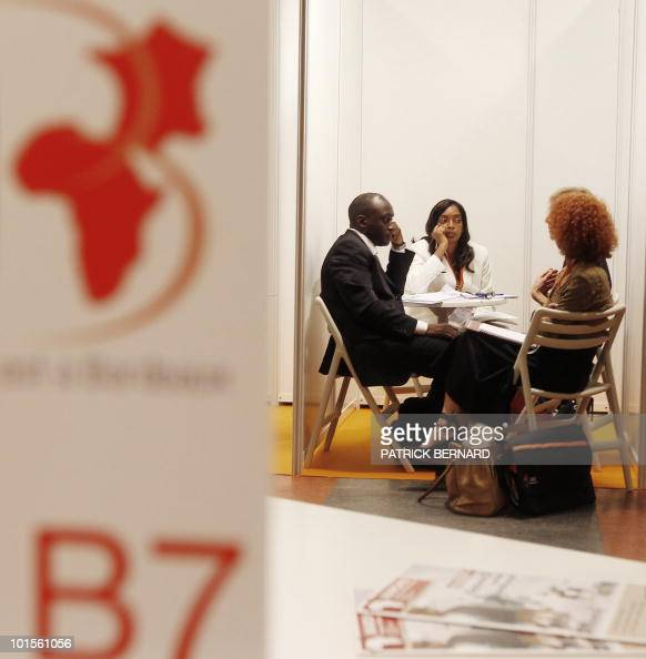 Blonde Speed Dating African American