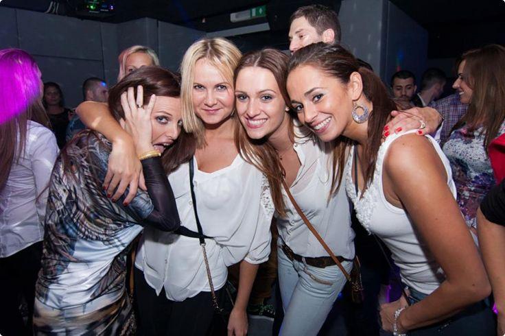 Club Slovakia In Night In Girls Bratislava