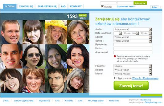 Unit Site Poland Dating