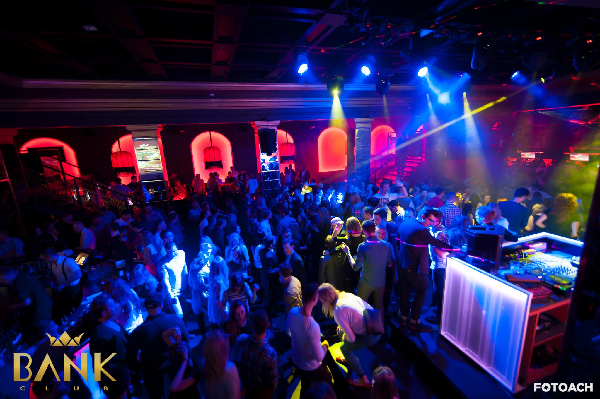 Muddy Poland Girls Club In Warsaw Night In