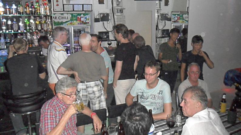 Bridgeport In Gay Club