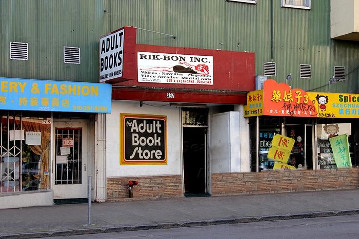 Jose Shops Sex San X-spot