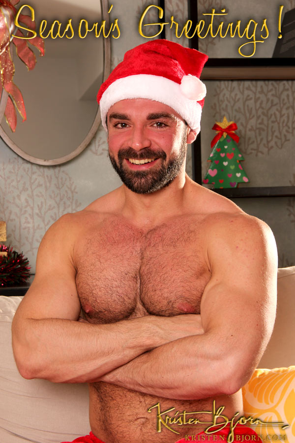 Men Offering For Christmas Specials Prebooked