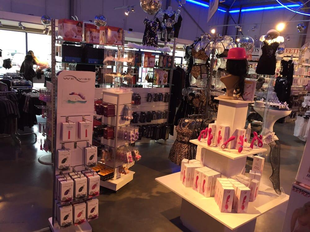 Shops Bluevision Antwerp Sex