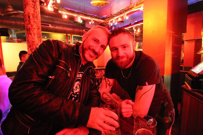Brea Paris Gay Duplex