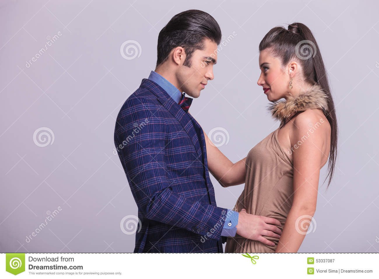 Kind Man Looking Loving For Gracious A