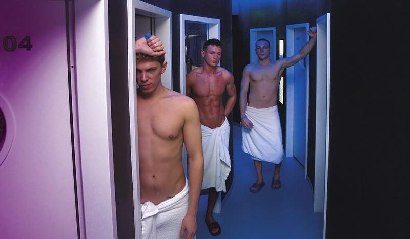 Frankfurt Gata Club Gay La