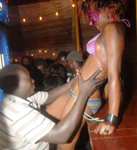 Thanh In Lagos Nigeria Gay Club