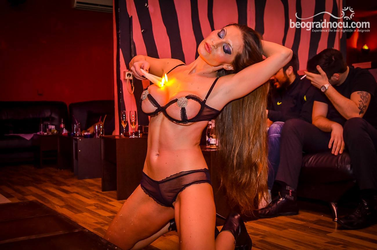 Stewardess 2 Moulin Belgrade Club Rouge Strip
