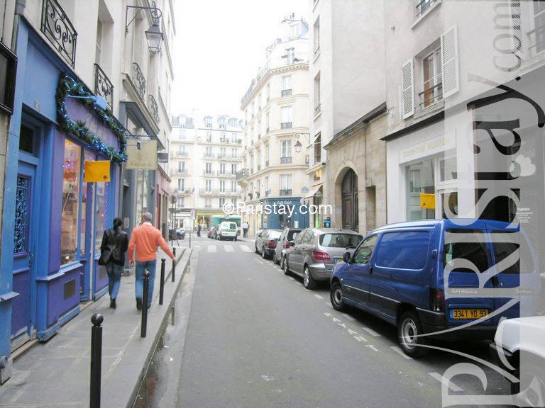 Duplex Paris Gay