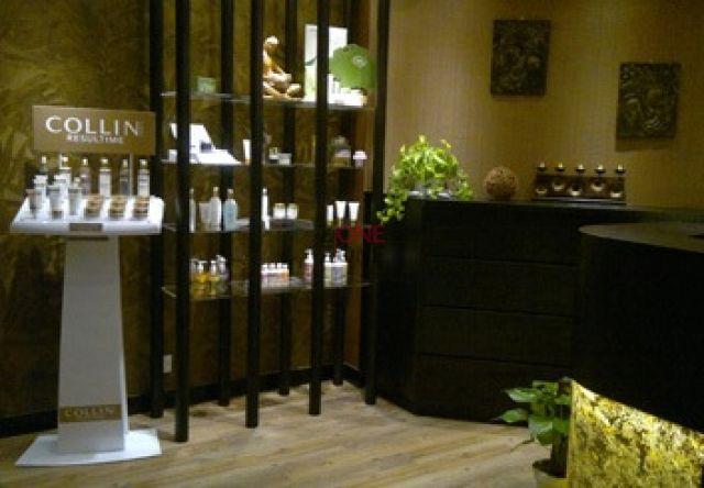 Massage Kong Spa Essential Parlors Hong