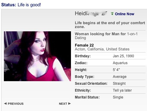 Lynchburg Dating Profiles Good Womens Online