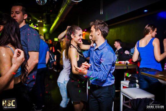 Night Bratislava In In Club Slovakia Girls