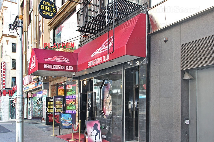 Club York City Hush New Strip Gentlemans