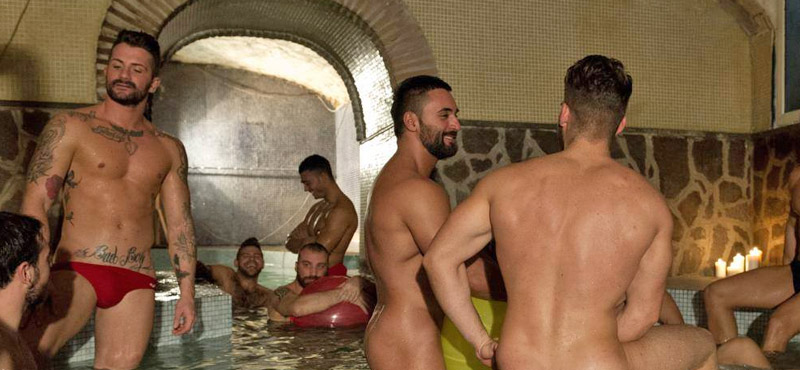 Stocky Italy Udine Gay In Club