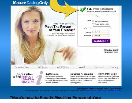 Dating Outcalls Only Mature