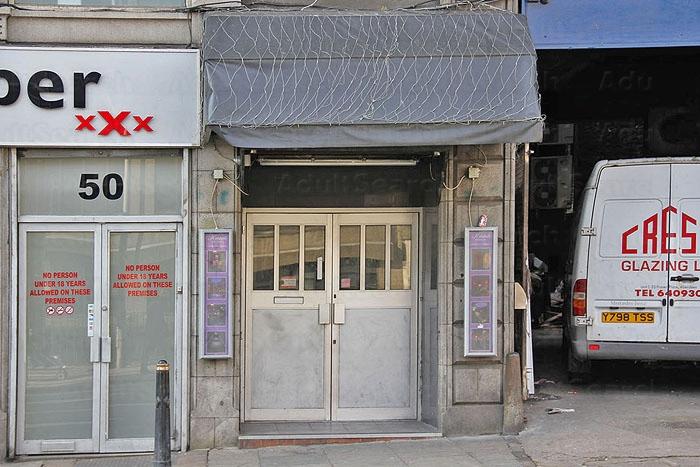 Aberdeen Uk Shops In Sex