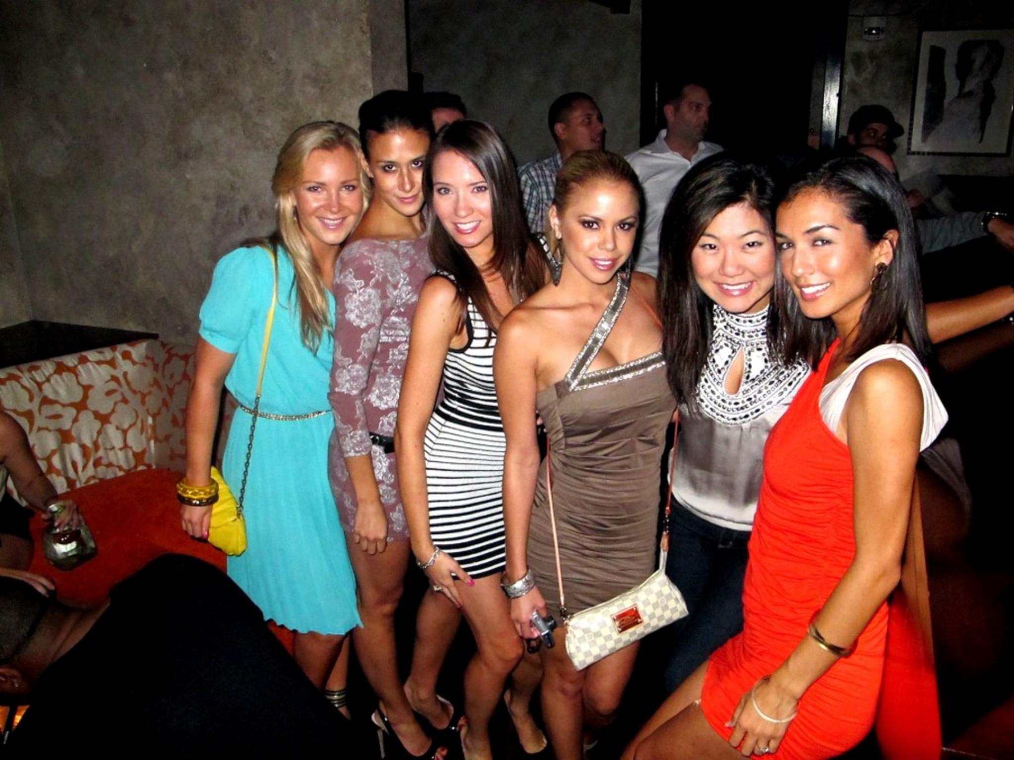 Night Girls Norway In In Club Bergen