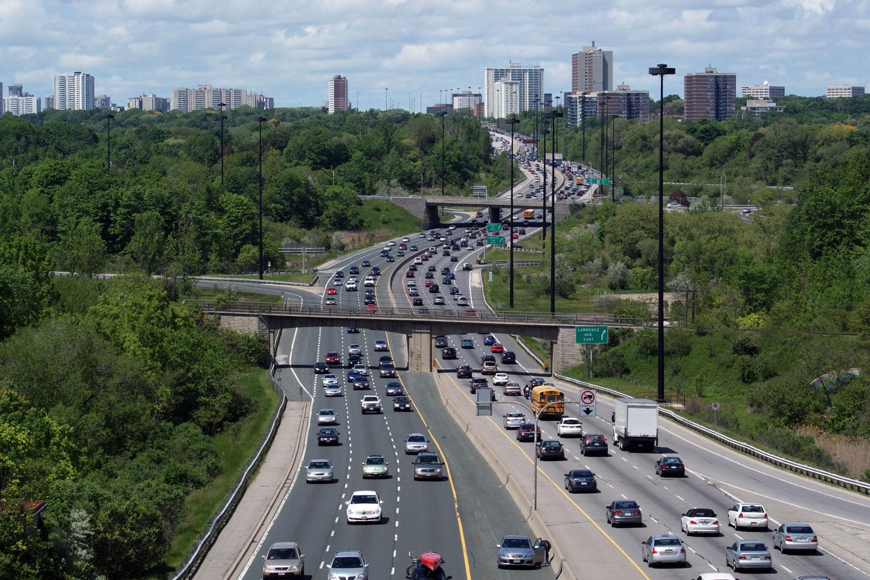 Of Toronto 401 City Escort Dvp 404