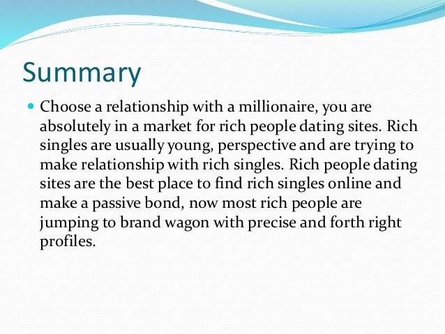 Janssen Millionaire With Us Dating A Start