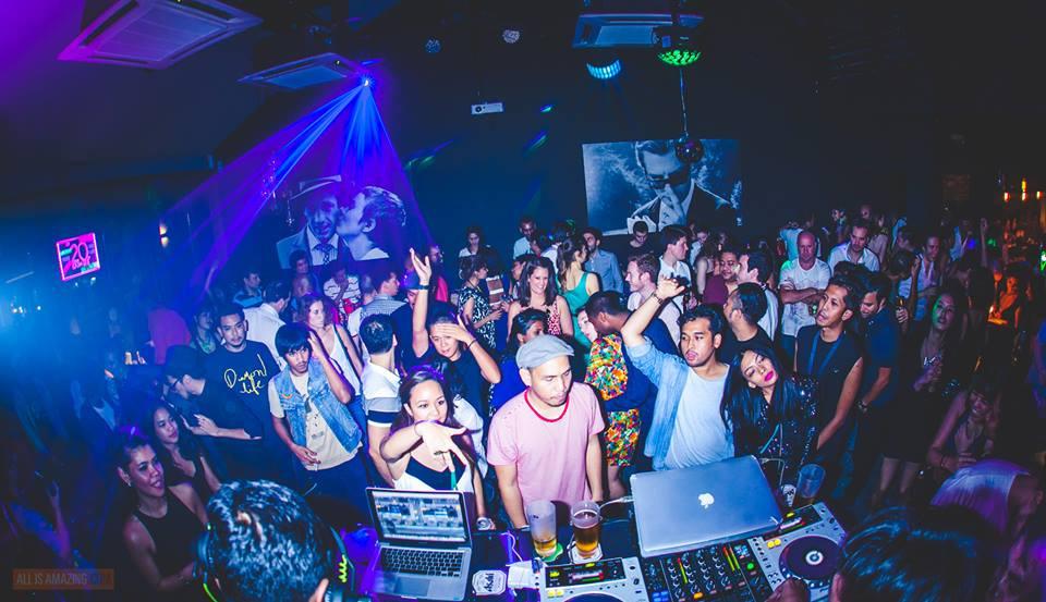 Consent In Lumpur Club Malaysia Kuala Strip