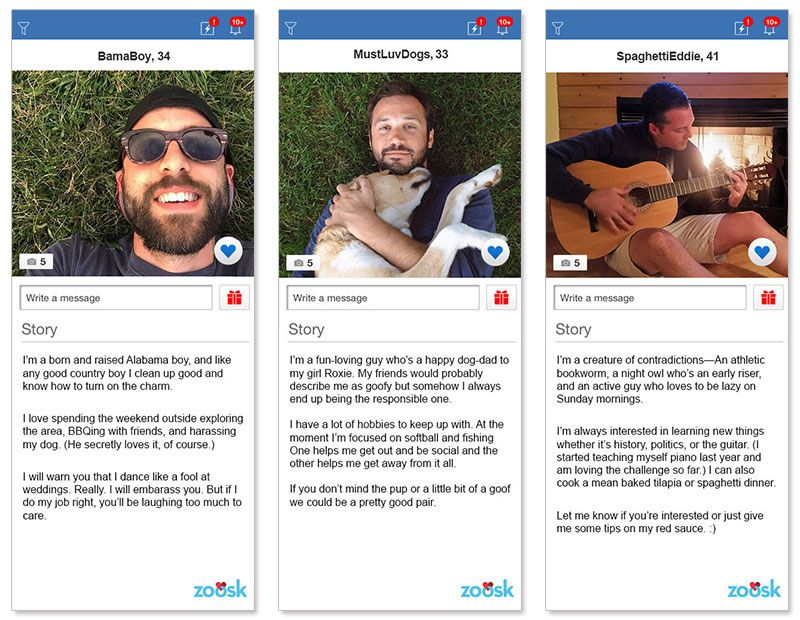 Pua Dating Profile Examples